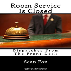 Room Service Is Closed Audiobook