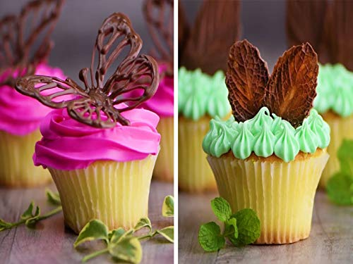 Chocolate Cakes And Cupcakes Decorating Techniques Yummy Dessert Recipes By So Yummy