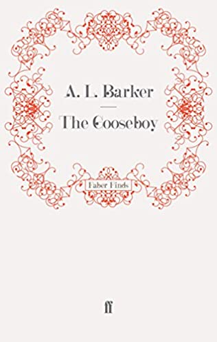 book cover of The Gooseboy