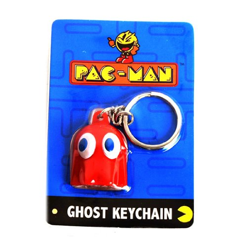 Retro llavero del fantasma de Pac-man: Amazon.es: Juguetes y ...