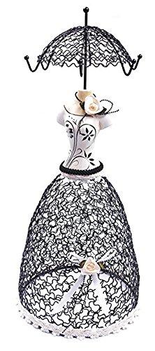 lady jewelry stand - 9