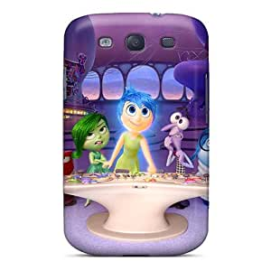 Bumper Hard Phone Covers For Samsung Galaxy S3 With Support Your Personal Customized High-definition Inside Out Skin AaronBlanchette