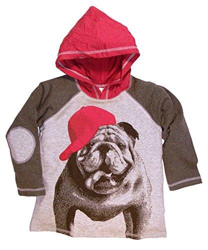 Mulberribush Boys' Bulldog Hoodie (8)