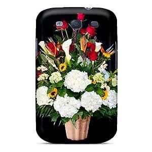XrJUNcT8407fEYNI Bouquet Fashion Tpu S3 Case Cover For Galaxy