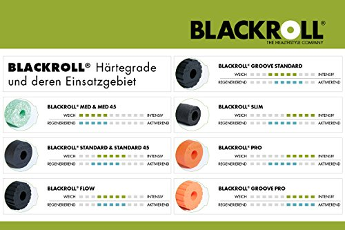 BLACKROLL Pro, 12'' x 6'' Roll, Grey by Blackroll (Image #7)