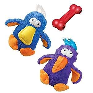 Amazon.com : Kong Squeak Dog Toys Variety Pack (Medium