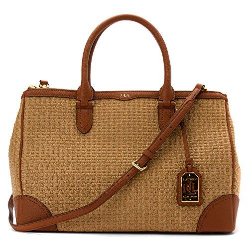 Ralph Lauren Clifton Satchel Handbag product image