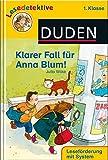 Klarer Fall für Anna Blum! (1. Klasse)