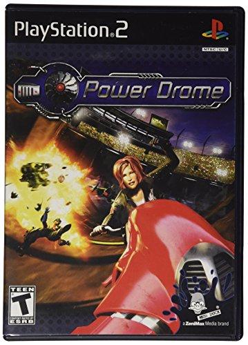Powerdrome Racing PS2