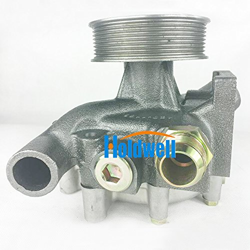 Holdwell Housing Pump 129-1169 for CAT 3116 3126B C7 Engine 322C 325C 329D Excavator