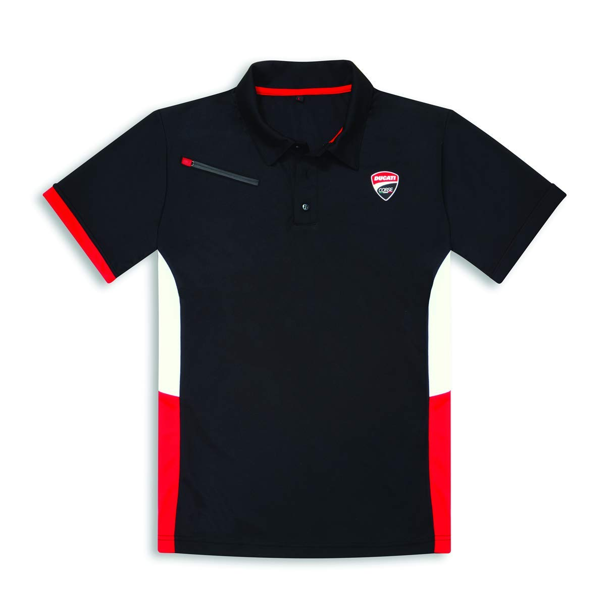 Ducati DC Power 19 Short-sleeved polo shirt 987699046 (XL)