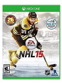 Amazon.com: NHL 15 - Xbox One: Electronic Arts: Video Games