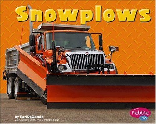 Read Online Snowplows (Mighty Machines) by Terri DeGezelle (2006-01-01) PDF