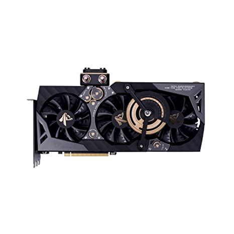 Grborn Tarjeta gráfica iGame GeForce RTX 2080 Ti Kudan GDDR6 11GB ...