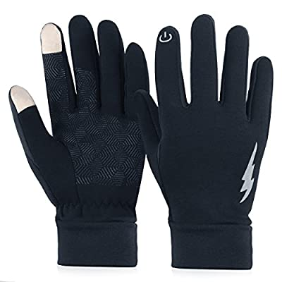 Winter Gloves Touch Screen Driving Riding Gloves Cycling Gloves Warm Gloves for Men Women