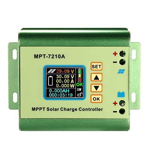 SANNYSIS LCD MPPT Solar Regulator Charge Controller 10A 60V DC-DC Boost