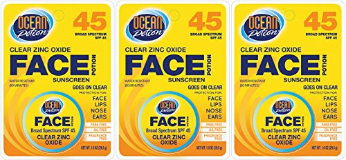 Ocean Potion Spf45 Oxide 3 pack product image