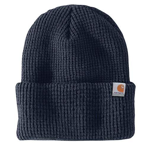 Carhartt Men's Woodside Hat, Navy, One Size