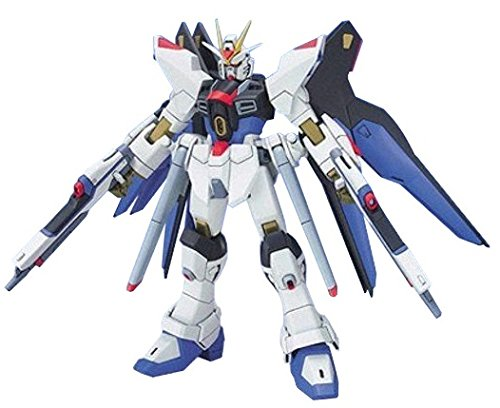 (Gundam Seed Destiny 1/144 Scale Strike Freedom Gundam Model Kit by Bandai)