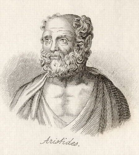 J.W. Cook Aristides (2nd Century Greek Christian writer, author of the Apolog... by 1st Art Gallery