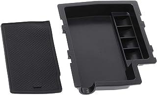 yaonow Armrest Storage Organizer Center Console Tray Divider Glove Box for Subaru Xv Crosstrek 2012-2016