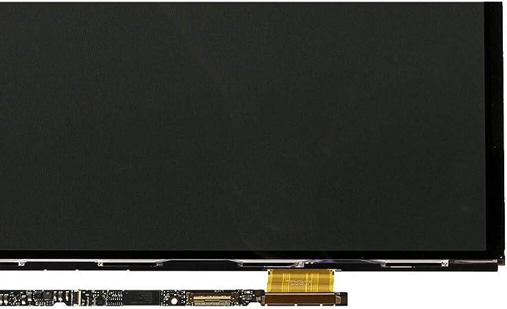 OLVINS - Pantalla LCD LED de repuesto para MacBook Air 13