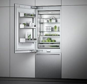 Gaggenau Kühlschrank Side By Side gaggenau rb 472 301 kühlschrank 438 l amazon de elektro großgeräte