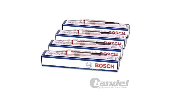 Bosch Duraterm GLP050 - 4 bujías de precalentamiento: Amazon.es: Coche y moto
