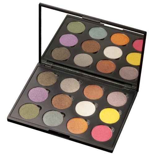 Coastal Scents Creative Me #2 Eye Shadow Palette - 12 Hot Pots by Coastal Scents (Coastal Scents Hot Pot Palette compare prices)