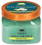 Tree Hut Shea Sugar Scrub, Coconut Lime, 18 Ounce (Pack of 3)
