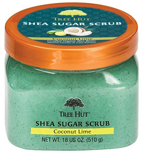 Coconut Lime Body Scrub - 9