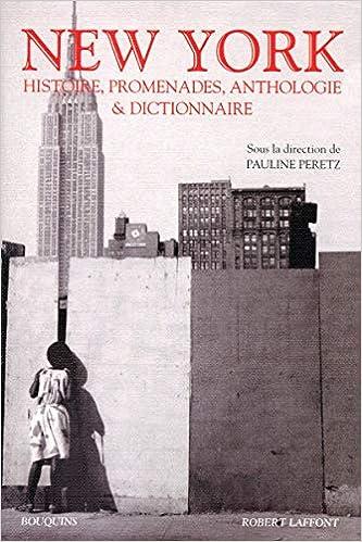New York Histoires Promenades Anthologie Et Dictionnaire