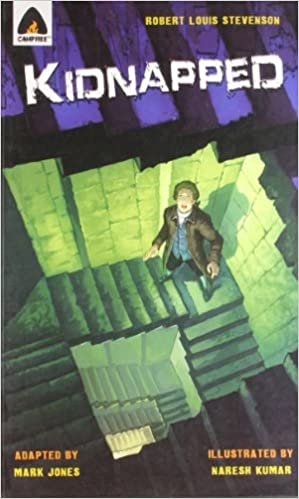 Book Kidnapped (Classics) by Robert Louis Stevenson (2010-10-01)