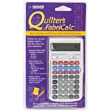 Calculated Industries Quilter's FabriCalc Quilt Design and Fabric Estimating Calculator фото