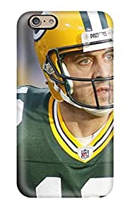 Anti-scratch And Shatterproof Greenay Packers Phone Case For Iphone 6/ High Quality Tpu Case