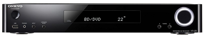 Onkyo SBT-A500 3.1.2 Ch. Dolby Atmos Sound Bar System by Onkyo