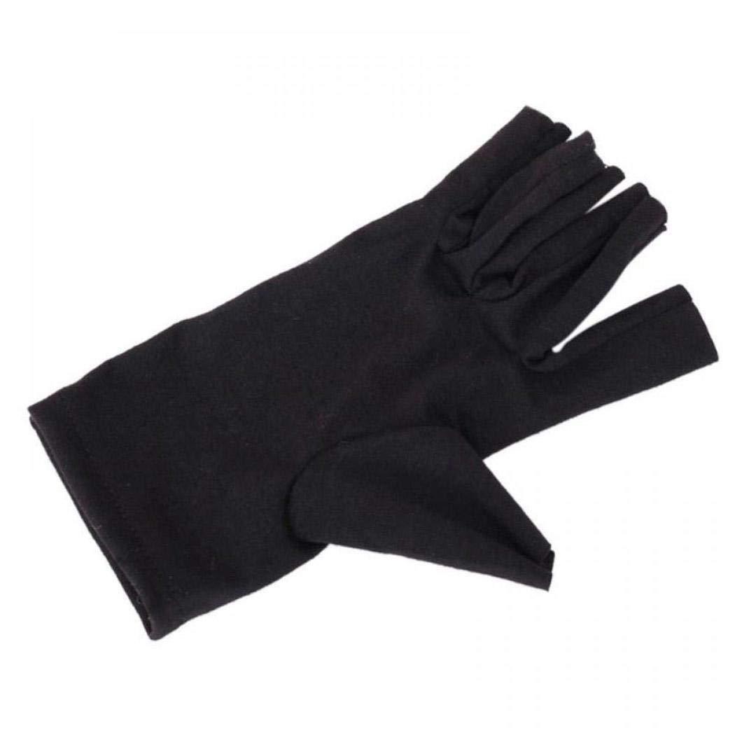 Canal carpien Finger larthrite Gants 1 Paires tendinite rsi de soulager la Douleur de la polyarthrite rhumato/ïde Compression des Gants de Soutien et de Chaleur pour Les Mains arthrose