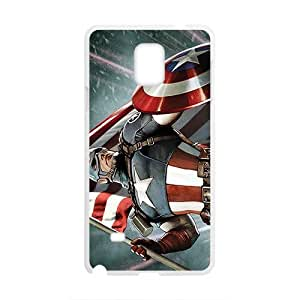 America Captain Phone Case for Samsung Galaxy Note4