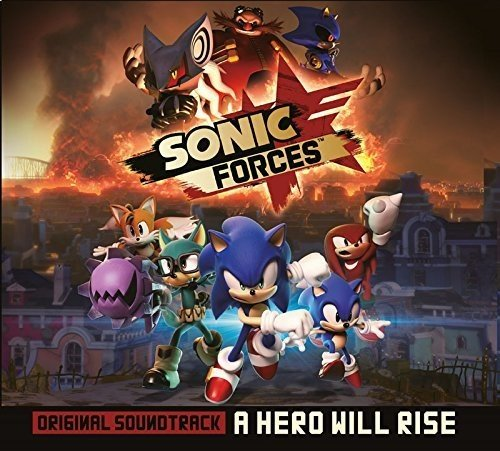 Douglas Robb - Sonic Forces - A Hero Will Rise (Original Soundtrack)