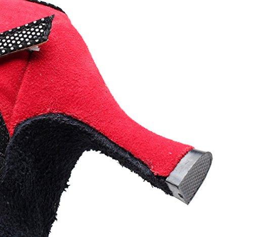 Minitoo - salón mujer Rojo - rojo