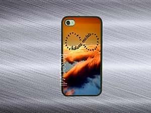 MEIMEIiphone 5s case - Hakuna Matata iphone 5s cover rubber iphone caseMEIMEI