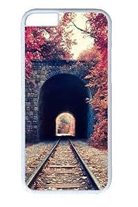 Armenia Yerevan Railway Park PC Case Cover for iphone 6 plus 5.5 inch White