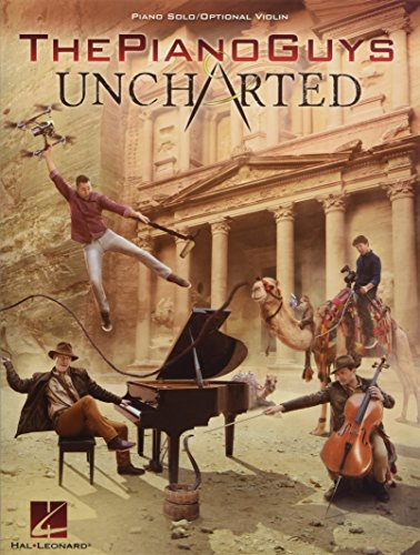(The Piano Guys - Uncharted: Piano Solo/Optional Violin Part)
