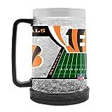 NFL Cincinnati Bengals 16oz Crystal Freezer Mug