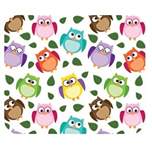 Brand New Owl Rectangle Non-Slip Rubber Mousepad Gaming Mouse Pad Pad022 by supermalls