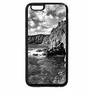 iPhone 6S Case, iPhone 6 Case (Black & White) - Los Hervideros
