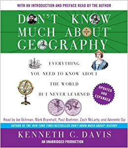He Dont Know Much About Geography Or >> Don T Know Much About Geography Revised And Updated Edition
