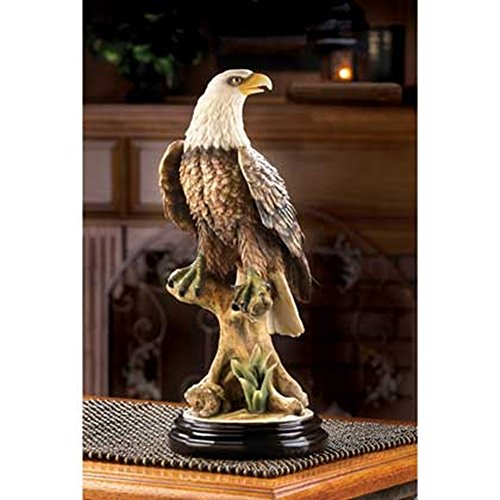 Home Locomotion - Mountain Eagle Statue (pack of 1 EA)
