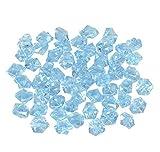 BLUE ACRYLIC ICE BULK, Case of 2