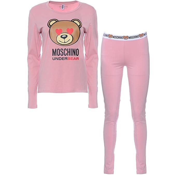 Moschino - Pijama - para Mujer Rosa Rosa L